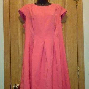 Ronni Nicole Cap Sleeve Dress Sz 16 EUC!